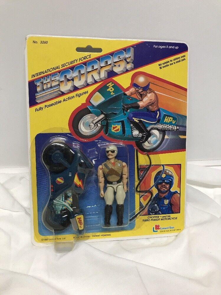 Lanard Lanard Lanard Toys The Corps Chopper And Motorcycle