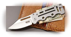 Couteau-Sog-Cash-Card-Lame-Acier-8Cr13MoV-Manche-Acier-SOGEZ1CP