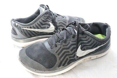 huge selection of 3fc5d bbe86 Nike Men's Free 4.0 V5 Running Shoes 717988-001 Black/White ...