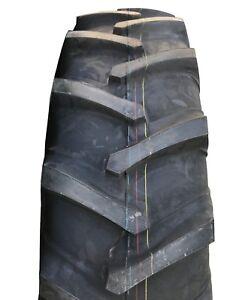 2-New-Tires-11-2-24-Harvest-King-R-1-Tractor-Rear-8-ply-TT-11-2-24-11-2x24