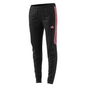 adidas-Women-039-s-Tiro-17-Training-Pants-Black-Red-CF1150