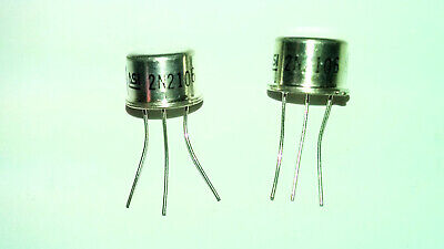 """2N5302 /""""Original/"""" ASI  Transistor 2 pcs"""