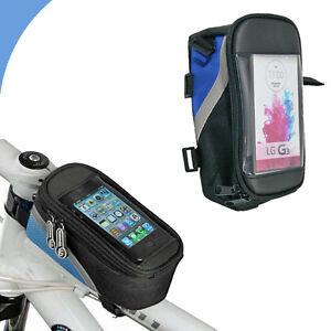 Borsa-bici-MOUNTAIN-BIKE-per-LG-G4-G5-impermeabile-FUNZIONA-TOUCH-SCREEN