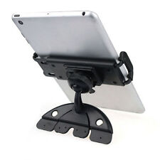 Car Accessory Auto CD Mount Halter Holder For iPhone6 Plus ipad mini G3 Note4 S5