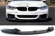 FRONT SPLITTER LIP BUMPER FOR BMW F32 M SERIES 4 FROM 2013 BODY KIT SPOILER NEW