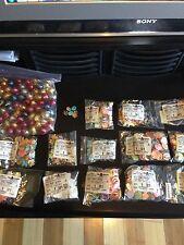 14 BAG LOT Jewelry Making Beads Gems FIRE MOUNTAIN