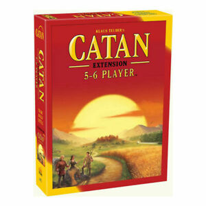 Catan 5 - 6 Player Extension - C15A-A61