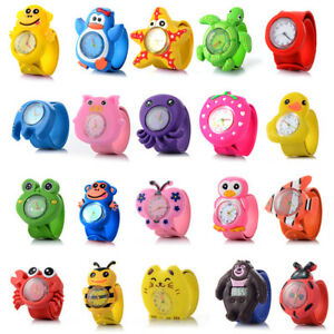 Children-039-s-Watch-3D-Cartoons-Kids-Wrist-Watches-Baby-Watch-Quartz-Watches-New