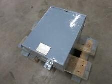 Westinghouse 10 Kva 600 120240 V S60g11s10n 1ph 3r Dry Type Transformer 600v