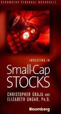 Investing in Small-Cap Stocks Hardcover Christopher Graja ...