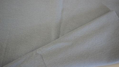 Bündchenware 50 x environ 34 cm dans le tuyau uni bleu clair