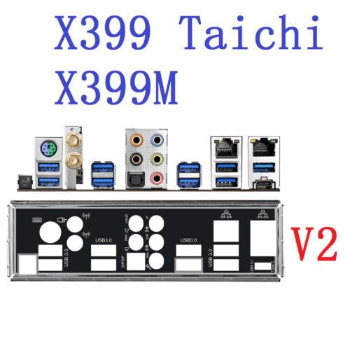 For ASRock X399 Taichi X399M motherboard bezel
