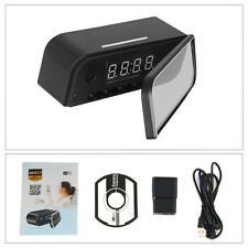 HD 720P Wireless IP SPY Hidden Clock  Camera Motion Security DVR IR Night Vision