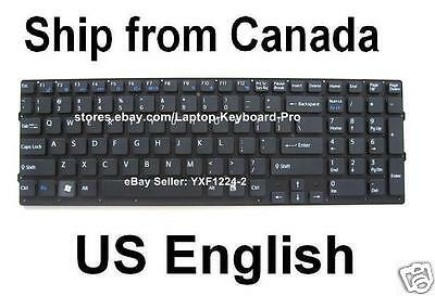 US White Keyboard for SONY PCG-7141L PCG-7142L PCG-7161L PCG-7Z2L
