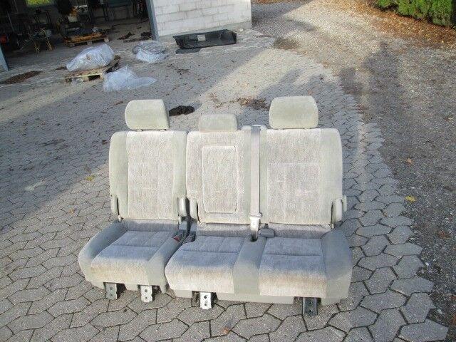 Bagsæder til Toyota Landc. 100