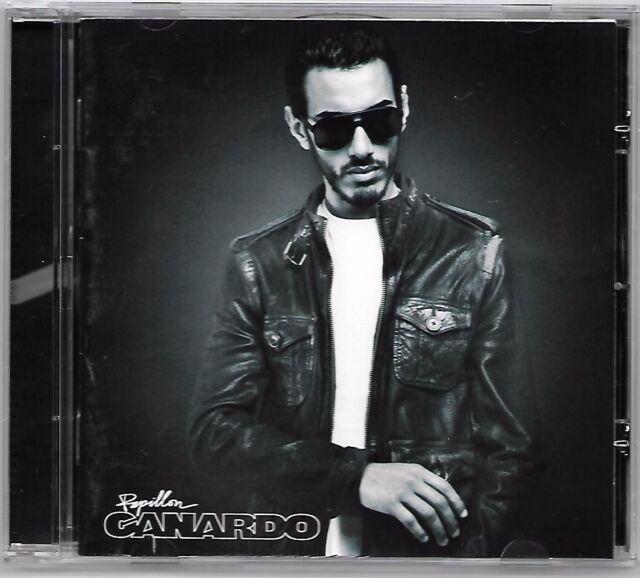 CD RAP FRANCAIS / CANARDO - PAPILLON / 15 TITRES (ALBUM ANNEE 2010)