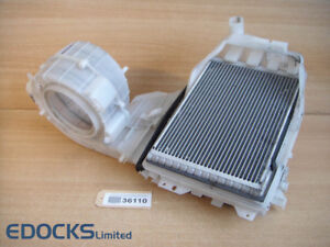 Evaporator-Heating-Evaporator-Climate-Control-Case-a-C-Housing-Corsa-D-Vauxhall