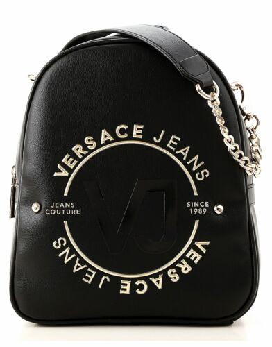 Versace Jeans rucksack tasche contrast logo backpack shoulder bag  neu
