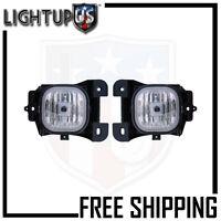 Fits 04-05 Ford Ranger Fog Light/lamp Pair (left And Right Set)