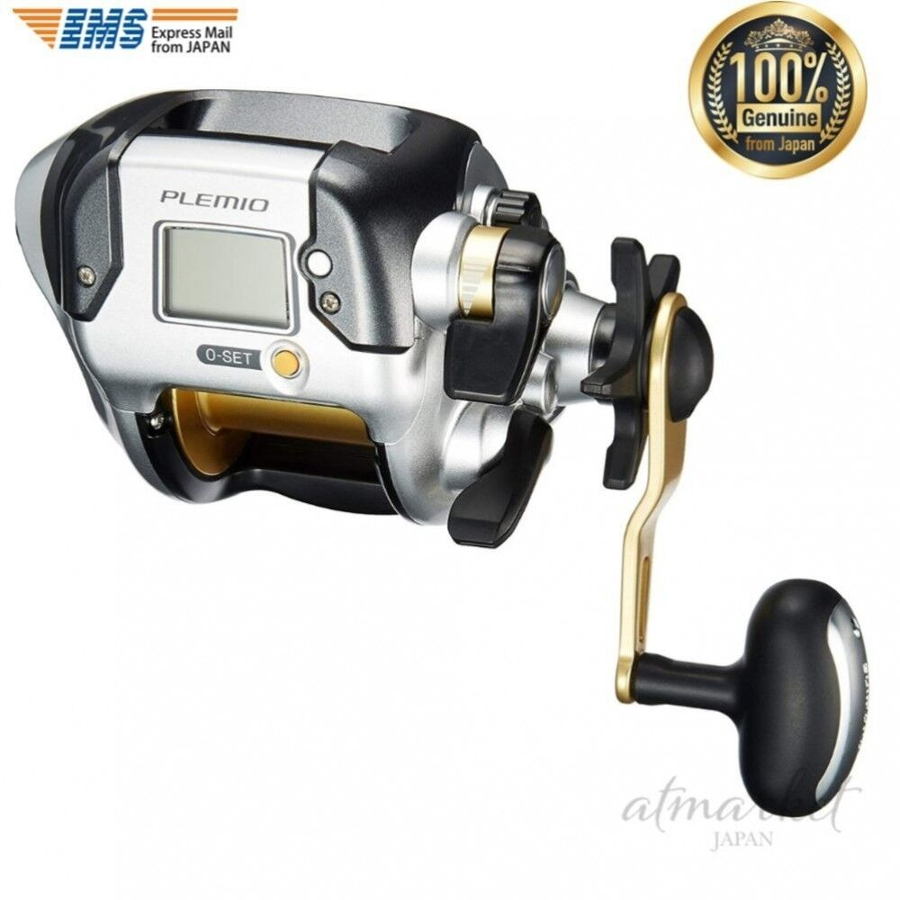 NEW SHIMANO electric reel 15 premio 3000  right handle  genuine from JAPAN  outlet store