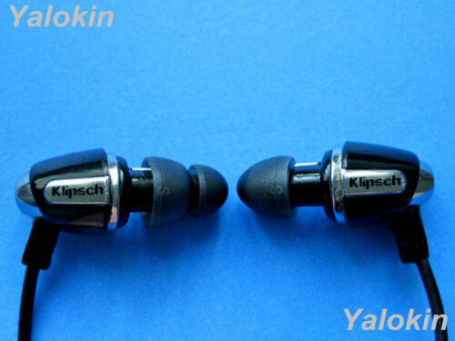 Comfort B Oval Fit Kit Replacement Eartips Adapters for Klipsch Image R6i /& R6