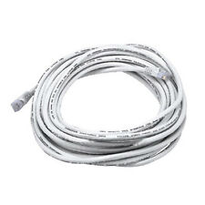 25FT White High Quality Cat6 550MHz UTP RJ45 Ethernet Bare Copper Network Cable