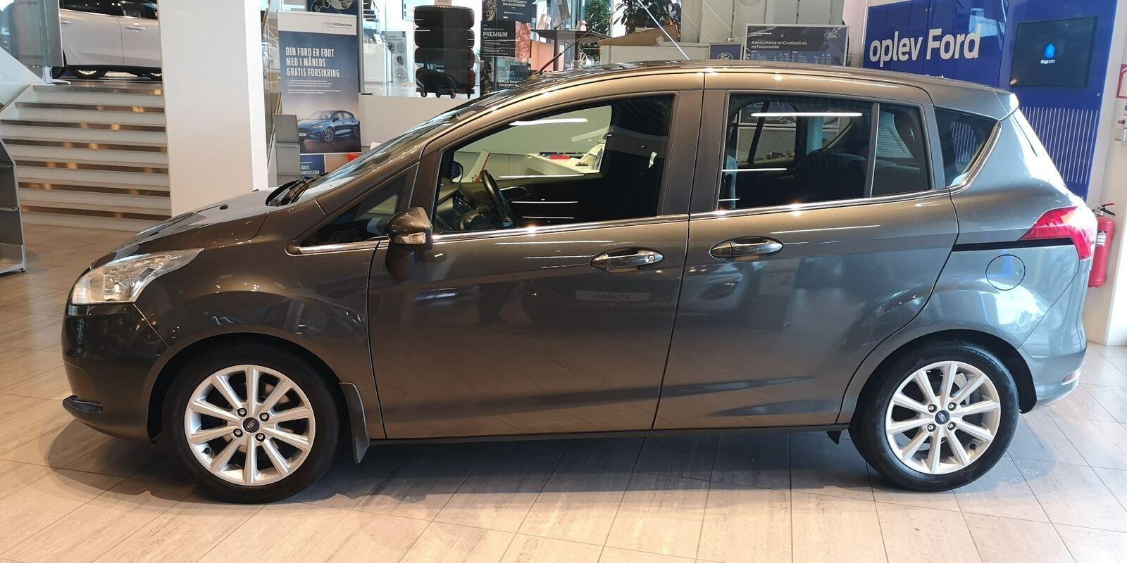 Ford B-MAX 1,0 SCTi 125 Titanium - billede 1