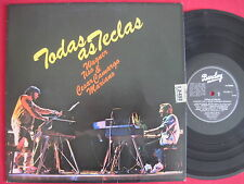 TODAS AS TECLAS WAGNER TISO & CESAR CAMARGO MARIANO - LATIN JAZZ FUNK LP BRASIL