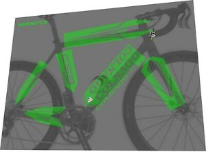 sku 1145 Colnago Bicycle Decal Set