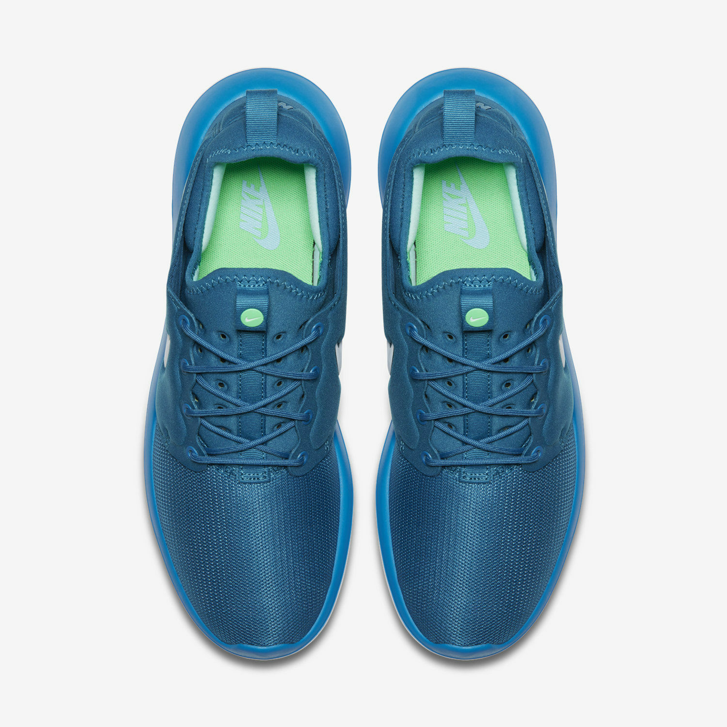 NIKE ROSHE TWO 43) Running Trainers Gym Casual -8.5 (EUR 43) TWO Industrial bleu 968907
