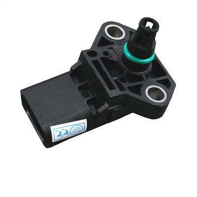 Fuel Pressure Sensor For VW Volkswage Passat Touareg Audi A6 A7 Q7 03C906051D