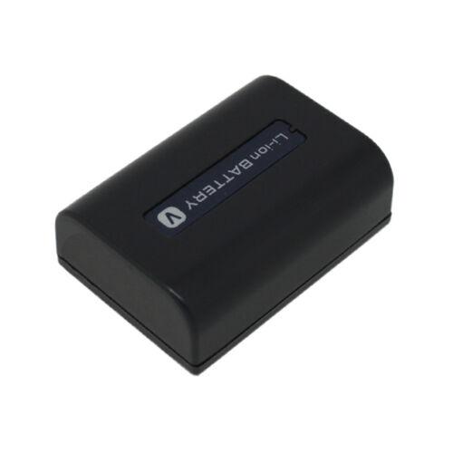 HDR-CX210 HDR-CX220 Batería//Cargador para Sony Handycam HDR-CX200 HDR-CX230