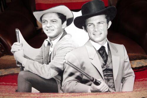 "The Wild Wild West Robert Conrad TV Western Tabletop Display Standee 11/"" Long"