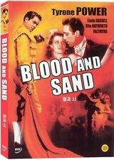 Blood and Sand -Region 2 Compatible DVD (UK seller!!)Tyrone Power, Linda NEW