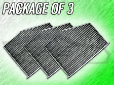 C35586 CABIN AIR FILTER FOR A3 TT BEETLE CC R32 JETTA GTI GOLF GLI PACKAGE OF 3