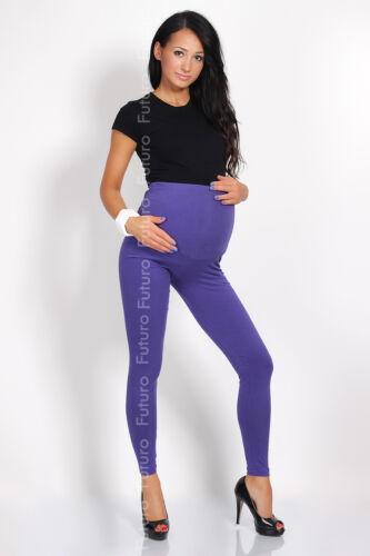 Schwangerschaft Leggings über dem Bauch Knöchellang Schwangerschaft Preg-Full