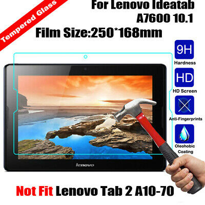 2X Clear Screen Protector Guard Shield Film for Lenovo IdeaTab A8-50 Tablet