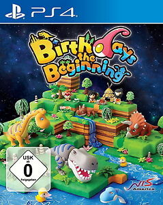 PS4 Spiel Birthdays The Beginning (Sony PlayStation 4, 2017) - Gifhorn, Deutschland - PS4 Spiel Birthdays The Beginning (Sony PlayStation 4, 2017) - Gifhorn, Deutschland