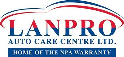 Lanpro Auto Care Centre Ltd.