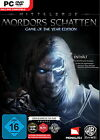 Mittelerde: Mordors Schatten - Game Of The Year Edition (PC, 2015, DVD-Box)