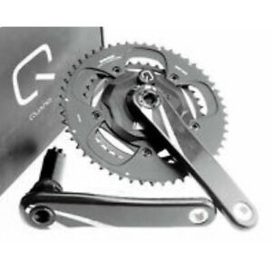 QUARQ-Riken-SRAM-BB30-Power-Meter-Road-Bike-Crankset-ANT-10s-175mm-53-39T-NEW