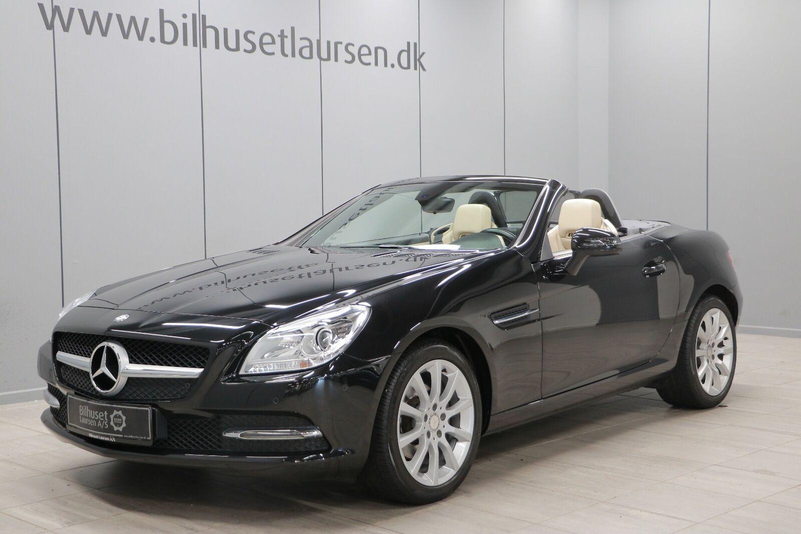 Mercedes SLK200 1,8 aut. BE 2d - 419.900 kr.
