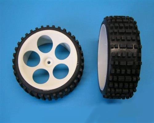 2x 1:6 Off-road pneu schmall pour FG Marder, Baja, Beetle, pajero FG 60215