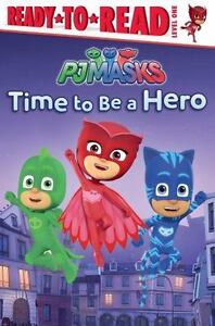 Time-to-Be-a-Hero