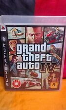 Grand Theft Auto IV - Sony PS3 PAL - Includes Map & Manual