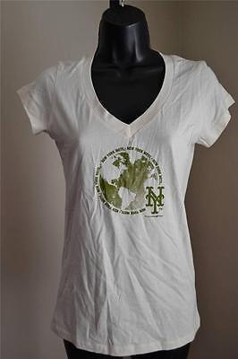 Weitere Ballsportarten Neu Mlb New York Mets Damen S Süß V-ausschnitt T-shirt 66al Einfach Zu Verwenden