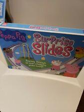 Pink Wonder Forge Peppa Pig Surprise Slides Toy