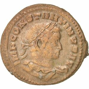 #402071 Constantine Ist Lyons 306-337 Follis Ric 1 High Standard In Quality And Hygiene