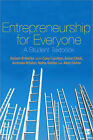 Entrepreneurship for Everyone: A Student Textbook by Robert Mellor (Paperback, 2008)
