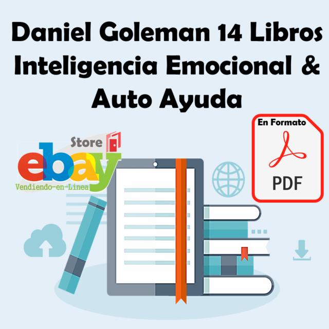 Daniel Goleman 14 Libros Digitales Inteligencia Emocional